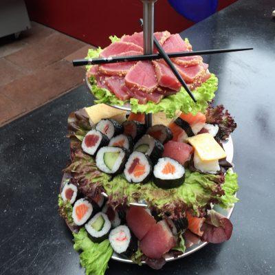 Sushi etagère