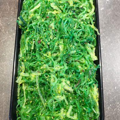Zeewier salade (chuka wakame)