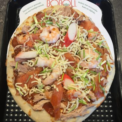 Vis pizza